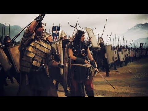 Аварайрская битва: тактика и стратегия.