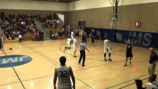 Renaissance Academy vs San Gabriel Valley Academy Basketball