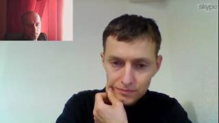 Разговор Макса Беляева с Вильгельмом Варкентином. Конспирология. Постановки.