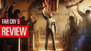 Far Cry 5 REVIEW - Test zum actionreichen US-Ausflug