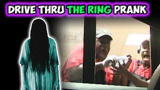 Video Drive Thru THE RING Prank!! download MP3, 3GP, MP4, WEBM, AVI, FLV Januari 2018