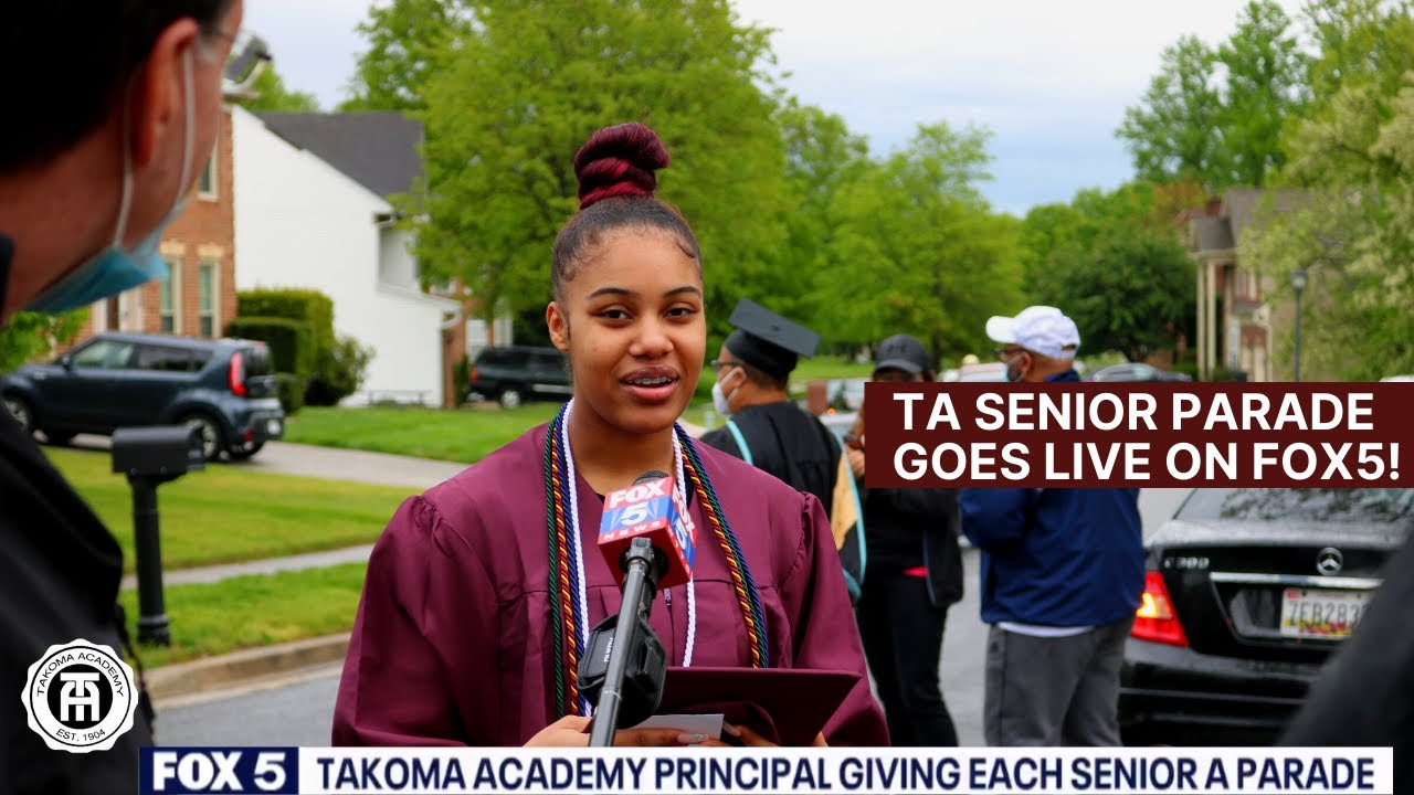 TA Senior Parade goes live on Fox 5!