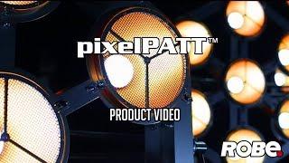 ROBE lighting - pixelPATT product video