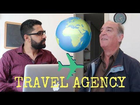 Travel Agency - وكالة الأسفار (Moroccan Arabic)