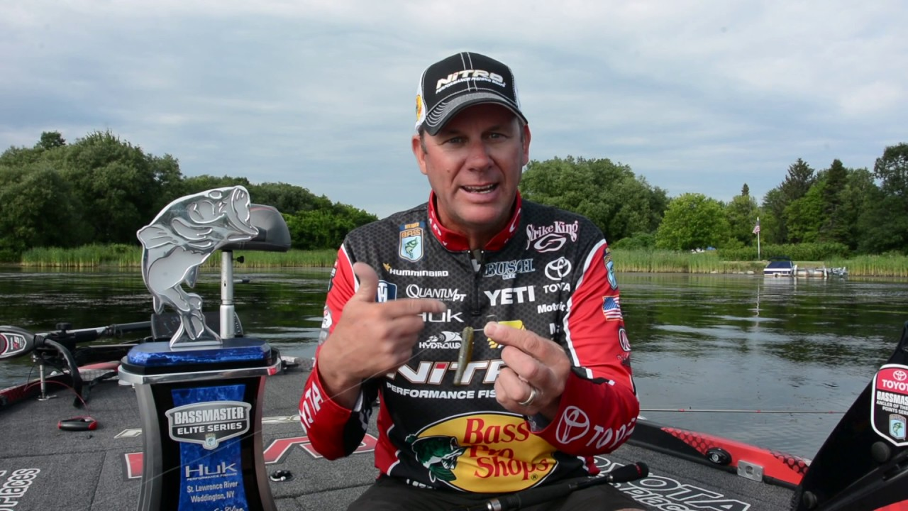 4 Things to Know About Dropshotting with KVD | Westernbass com