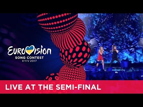 Ilinca ft. Alex Florea - Yodel It! (Romania) LIVE at the second Semi-Final