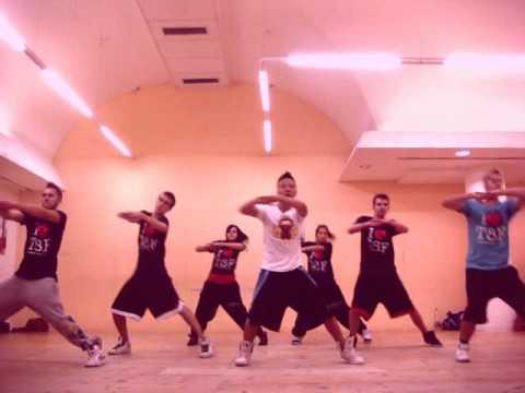 """Se7en """"Digital Bounce"""" choreo by Düki"""