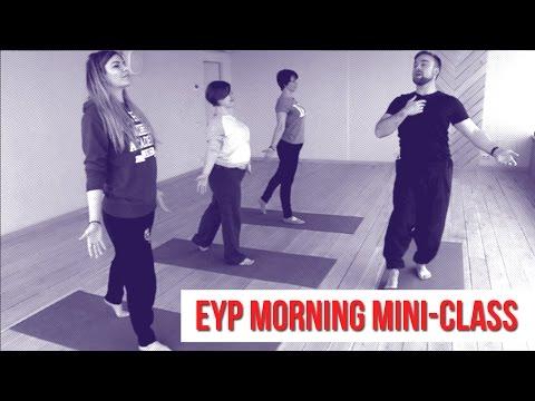 Embodied Yoga Morning Mini Class