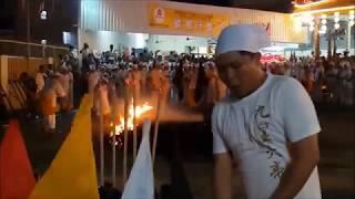 增江南区北天宫~九皇大帝千秋宝诞 2018~過火儀式 Nine Emperor Gods festival