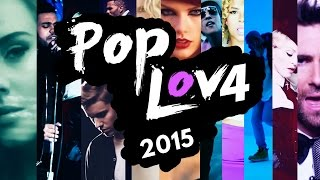 Repeat youtube video Robin Skouteris - PopLove 4  (Mashup Of 2015) ♫ 64 songs