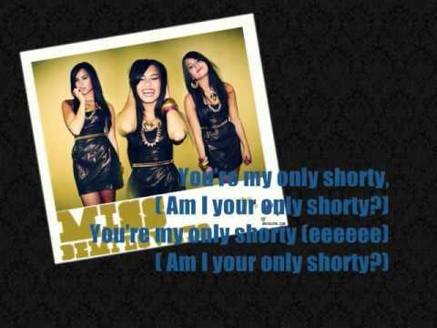 Demi Lovato - You're My Only Shorty Lyrics