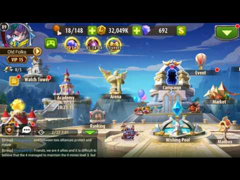 Magic Rush - Server Mergers - What to expect in the coming days