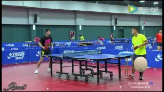 2016 Training for Rio Olympics ► ZHANG Jike 张继科(Many Thanks to chinese channel • http://v.qq.com/vplus/ppwg || Stiga ▻Follow Janus@Facebook • http://facebook.com/TTJanus ▻Get Worldwide Table Tennis ..., 2016-07-30T18:31:00.000Z)