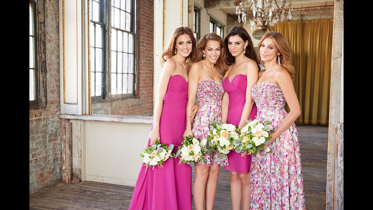 2015 allure bridesmaids youtube junglespirit Image collections