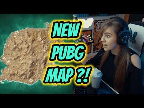 NEW PUBG MAP
