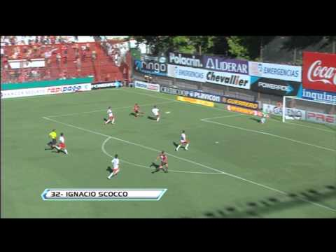 Gol de Scocco.