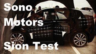 Solarmobil Elektroauto Sion von Sono Motors, deutsches Start Up! Wird das was?