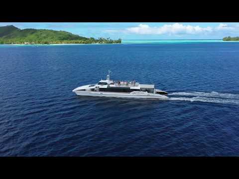 Consignes de sécurité Bora Bora Navette, au départ de l'aéroport - FR