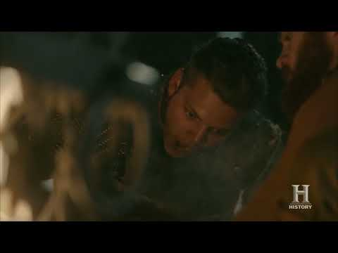 Vikings - Ivar Tortures A Priest [Season 5 Official Scene] (5x01) [HD]