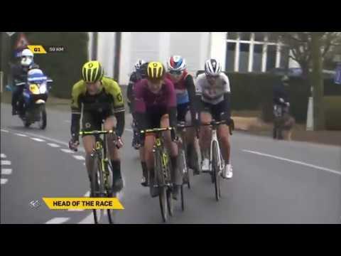 2018 Ronde Van Vlaanderen women, SBS ENG
