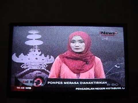 Kirab Hari Santri Nasional 22 Oktober PCNU Kota Metro Lampung