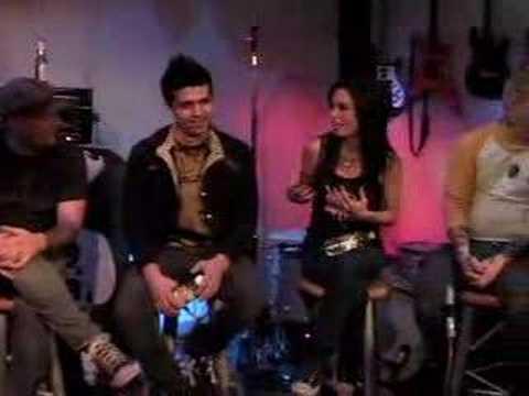 BLACKMARKET RADIO live flashrock PUNK ROCK music video