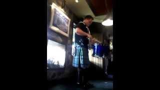 Steven Mcwhirter At The Bulldog Pub July 10, 2013