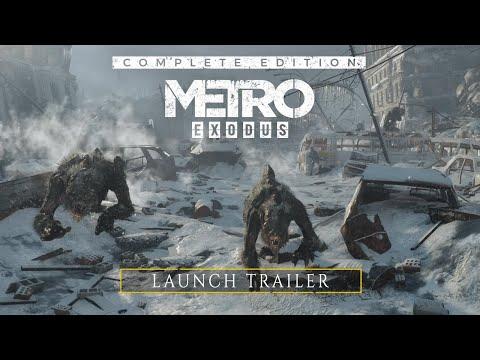 Metro Exodus till PS5 och XSX/S ute nu Uppgraderad version gratis om ni äger det sen tidigare