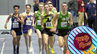 Seven Runners Sub-4 In Fast Mile Finish | Tasty Race of the Week
