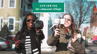Exploring The Elmwood Village with NKM Styling
