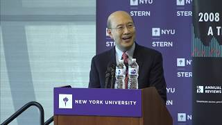 2008 Financial Crisis: A Ten-Year Review conference video. Speaker: Andrew Lo thumbnail