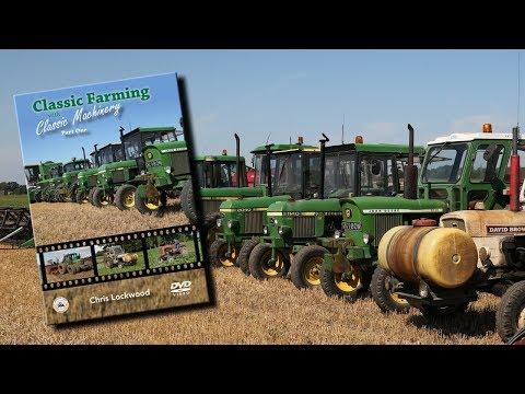Classic Farming with Classic Machinery Part 1 DVD trailer (John Deere 3140, 6400, 2040, 2130, 1140)