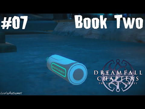 Dreamfall Chapters [Book Two] - 07 - Stealing Data (Let's Play/Playthrough/Walkthrough)