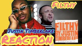 Filthy - Justin Timberlake REACTION