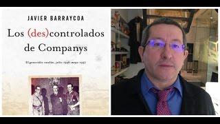 Javier Barraycoa: El genocidio de más de 9.000 catalanes a manos del Gobierno de Companys (ERC)