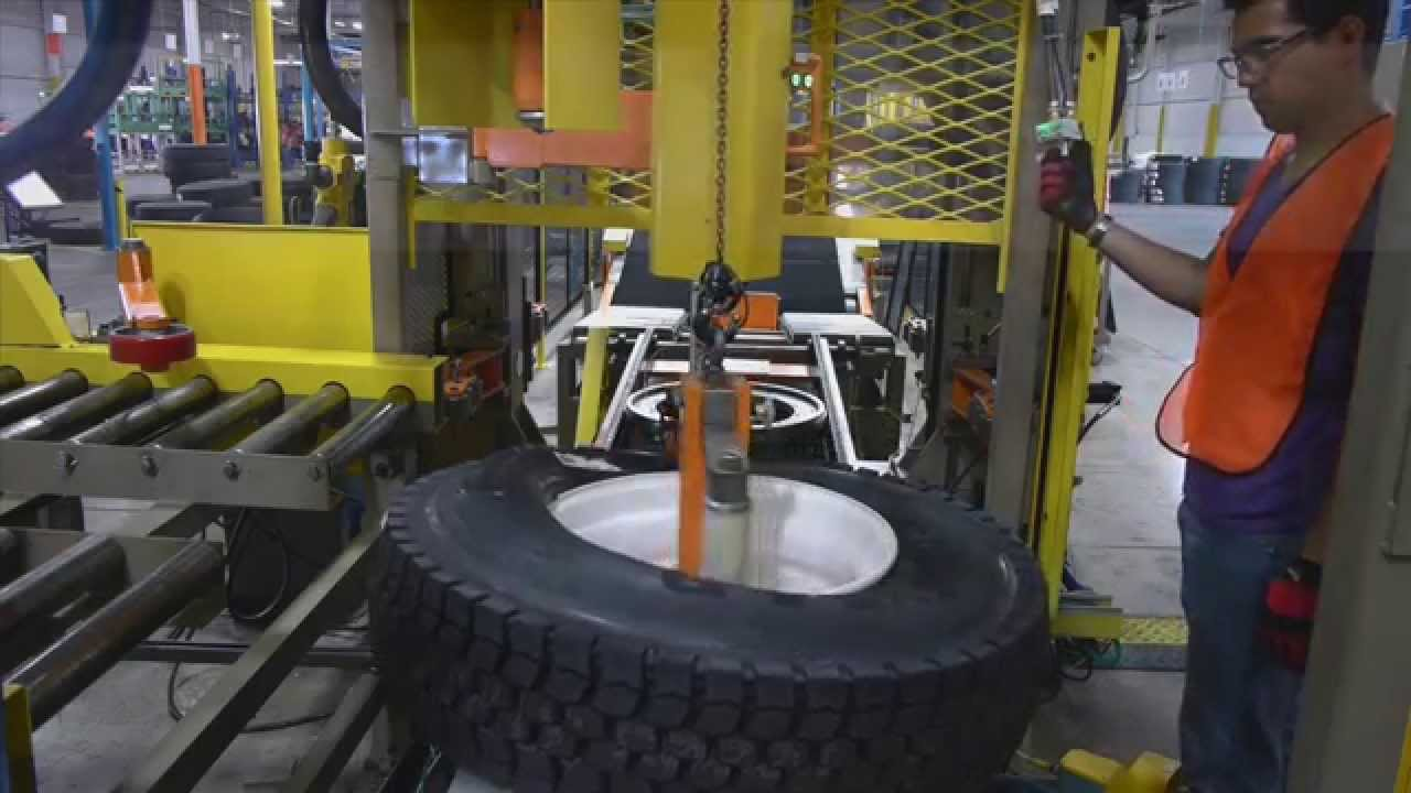 Tire Assembly Machine Ultimation Ford Avon Lake Ohio