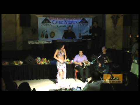 Yana Dance To Live Drum Solo By  Issam Houshan At Cairo Nights Show