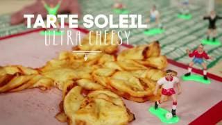 Tarte Soleil by Picard Hacker : pour briller un soir de match !