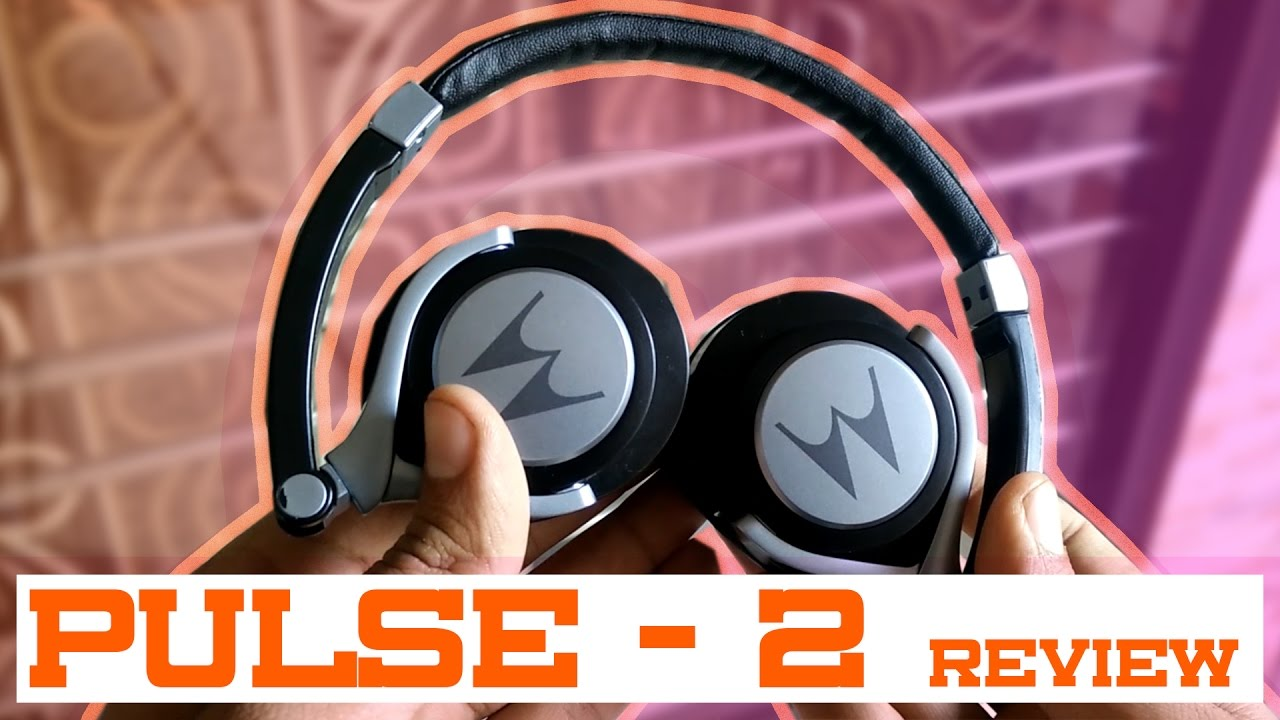 659d2e9a7a2 Motorola Pulse 2 Wired On-Ear Headphone Review