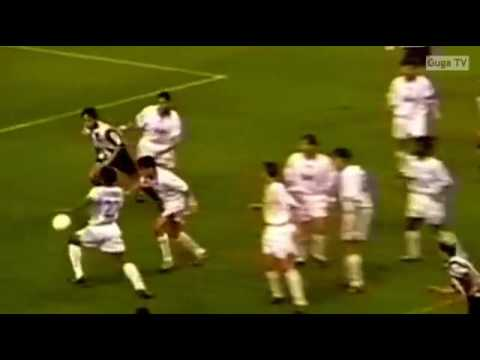 Real Madrid Vs Juventus 1 0 Ucl Final 1998 Full Highlights Youtube