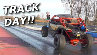 X3s, Pro XP, Turbo RS1, and Turbo Talon hit the drags! Epic wheelies and CARNAGE!