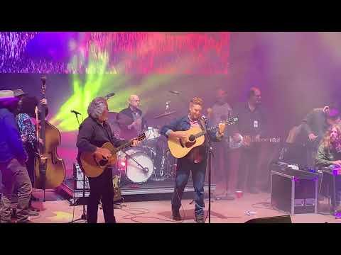 "Tyler Childers | Robert Earl Keen | ""The Road Goes on Forever"" | Red Rocks Amphitheater | 9.30.19"