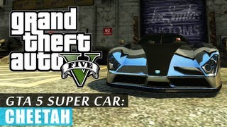 GTA 5: Cheetah gameplay! (Ferrari + Lamborghini) HD