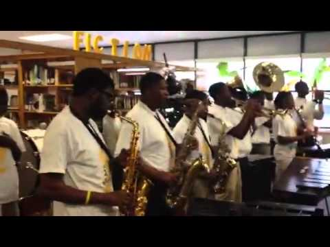 Frayser High School Marching Band
