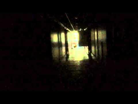 A Walk Down A Dark Hallway.
