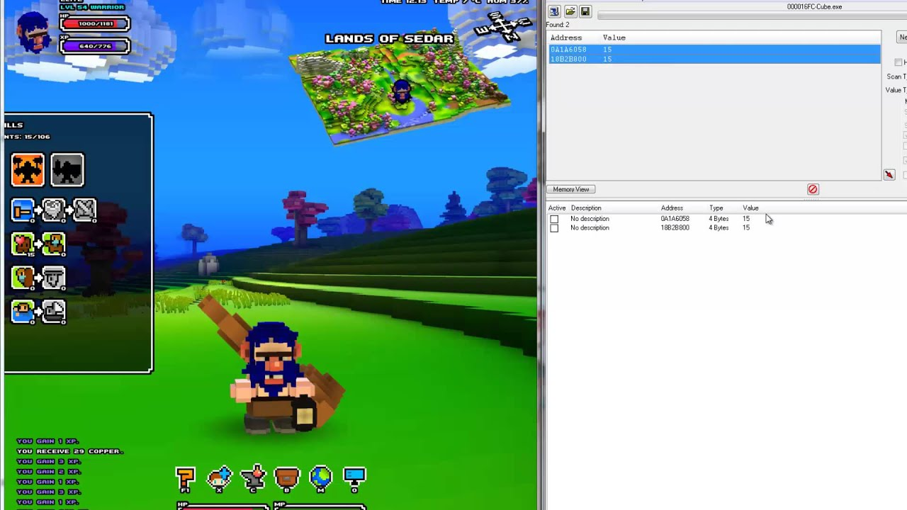 How to cheat cube world infiniteunlimited skillpoints skills how to cheat cube world infiniteunlimited skillpoints skills cheat engine gumiabroncs Choice Image