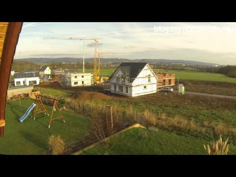 A dream comes true or urbanization (time laps)  - Germany HD Travel Channel