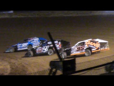 Modified B-Main One   Tyler County Speedway   6-1-19