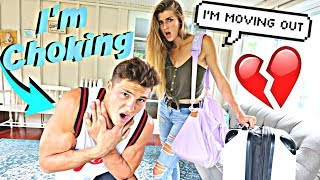 Download WE PRANKED EACH OTHER AT THE SAME TIME!! *EPIC FAIL* Mp3 and Videos