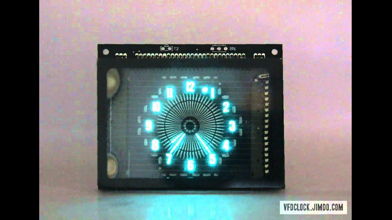 Usb Powered Vfd48 Analog